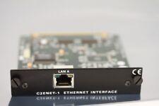 GENUINE OEM Crestron C2ENET-1 Single Port Ethernet Card for PRO2 AV2