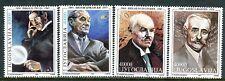 2595 - Yugoslavia 1993 - Famous People - Nikola Tesla - Santic - MNH Set