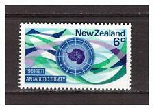 12222) New Zealand MNH Neu 1971 Antarktis-Vertrag 1v