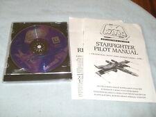 VINTAGE - STAR WARS X WING - 1994 LUCAS ARTS - CD-ROM - PC - NEW