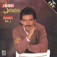 Disco de Oro, Vol. 1: Baladas by Joan Sebastian (CD 1997, Balboa) LATIN BANDA