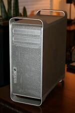 Apple 2008 Mac Pro 2 X 2.8GHz (8-cores) Xeon 500GB 6GB Ram OS X El Capitan