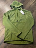 NWT Men's Adidas  Team Issue Anorak Hoodie/Pullover DX9272  S/M/L/XXL
