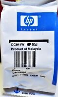 HP 60XL High Yield Printer Ink Cartridge BLACK print oem CC641W D2680 60 XL NEW