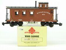 G Scale Aristocraft ART-82105 ET&WNC Tweetsie Railroad Wood Cupola Caboose #201