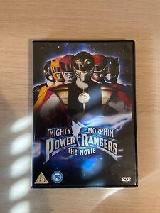 Mighty Morphin Power Rangers The Movie