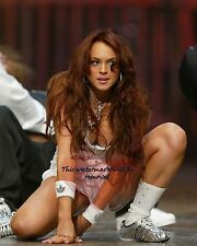 Lindsay Lohan Celebrity Actress,Film Star 8X10 GLOSSY PHOTO PICTURE IMAGE ll59