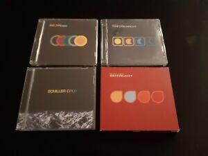 Cd sammlung    Schiller  5 CDs