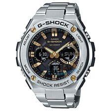 Nueva MARCA CASIO G-shock GST-S110D-1A9 Reloj De Banda De Acero Inoxidable