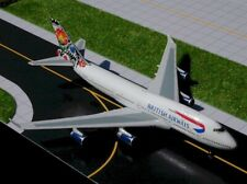 "RARE Geminijets 1:400 British Airways 747-400 World Tail ""Poland"" G-BNLT"