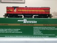 New ListingBowser Executive Line As-616 Ho Scale Locomotive Dcc installed