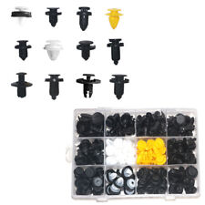 150PCS Car Door Panels Plastic Fasteners Clips 12 Sizes with Box Durable Plastic