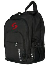 Gearbox Black Pro Day Bag (Backpack) - 2020 Brand New