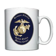 United States Marine Corps / USMC - Personalised Mug
