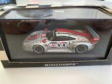 Minichamps 1/43 Porsche 911GT1 24H Mans 1997 N°16