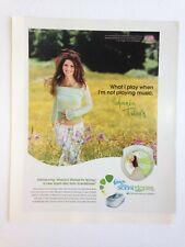 Ad - Magazine Clipping - Shania Twain - Febreze - Collectible