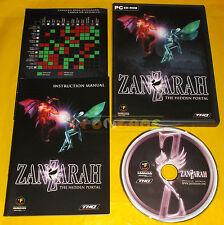 ZANZARAH THE HIDDEN PORTAL Pc Versione Ufficiale Italiana ○○○○ COMPLETO - C1