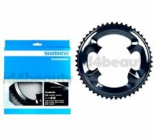 Shimano 50T DURA ACE FC-R9100 Outer Chainrings (Black) 11 Spd