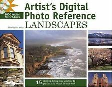 Artist's Digital Photo Reference - Landscapes by Gary Green, Bart Rulon