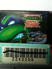 Teenage Mutant Ninja Turtles Tournament Fighters Super NES 1993 Tmnt Vtg Game