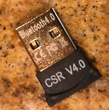 Hackintosh / Mac OS Sierra Bluetooth 4.0 USB Adapter •Dongle Supports Sleep/Wake