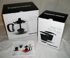 BNIP TUPPERWARE TEAZE ME TEA PARTY SET includes tea pot & 4 cups