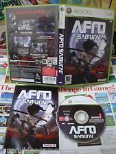 Xbox 360:Afro Samurai [TOP NAMCO & 1ERE EDITION] COMPLET - Fr