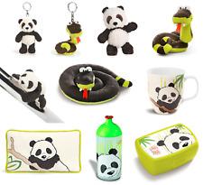 Nici Panda Schlange Plüsch Plüschtier Kuscheldecke Fleecedecke Kissen