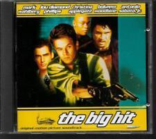 CD BOF/OST 14 TITRES--THE BIG HIT--FRAEME REVELL--1998