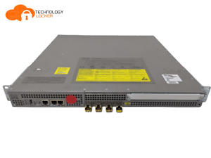 CISCO ASR1001 V02 Aggregation Services Routers 4 SFP Ports