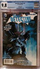 Batman Detective Comics #27 1:50 Jim Lee Variant CGC 9.8 NM New 52 RARE