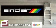 Sinclair banner per Garage Officina o uomo grotta ZX SPECTRUM 48k VINTAGE BANNER