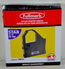 Star LC10 NX100 compatible ribbon cartridge Black SP600 LX10 NX1001 NX1040 LC100