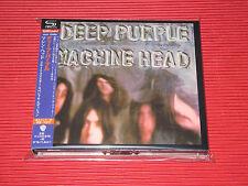 DEEP PURPLE MACHINE HEAD 2012 REMASTER SPECIAL EDITION JAPAN DIGIPAK 2 SHM CD