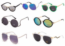 Gafas de sol de mujer de espejo ojos de gato sin marca
