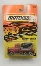"Vintage ""1995"" Matchbox Cement Truck #19 Never Opened"