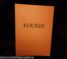 FOUND! Finbarr Occult Grimoire White Witchcraft Dowsing Magic Magick