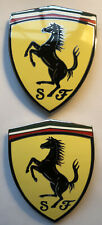 ferrari parts--Factory OEM Shields/badges,  Fits 488/488 spider/FF/GTC Lusso