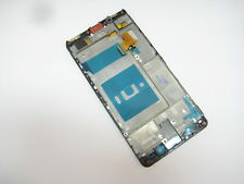 Black Full LCD Display Touch Screen Frame for Huawei Honor 7