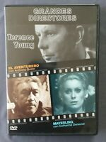 DVD EL AVENTURERO + MAYERLING Grandes Directores TERENCE YOUNG Anthony Quinn