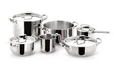 Sets de casseroles et poêles Lagostina en acier pour la maison