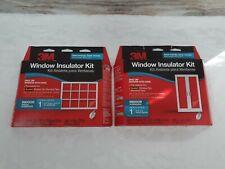 3M Window Insulator Kit Scotch Patio Door & XL Window