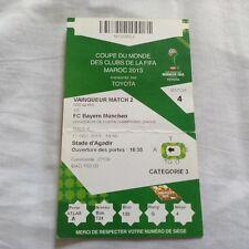 GUANGZHOU EVERGRANDE V BAYERN MONACO-COPPA DEL MONDO PER CLUB 2013 SEMI-FINALE biglietto