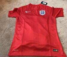 England Football Mens 2014 Away Jersey Medium BNWT