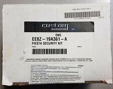 EE8Z-19A361-A Ford OEM 2014-2019 Fiesta Gen 2 Security System Kit