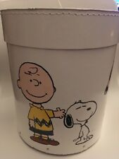 SNOOPY, CHARLIE BROWN And GANG, Hat/Scarf Or Homeware Storage Box
