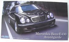 Mercedes-Benz E 430 Avantgarde  Bausatz  FUJIMI   Maßstab 1:24  OVP  NEU