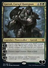 GARRUK, CACCIATORE MALEDETTO - GARRUK, CURSED HUNTSMAN Magic ELD Mint