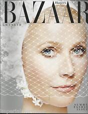 Harper's Bazaar Magazine Gwyneth Paltrow Summer Style Fashions Daughters 2013