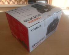 Canon EOS 600D / Rebel T3i 18.0MP Digital SLR Camera - Black (Kit w/ EF-S IS II…